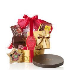 Winter Treasures Basket #GODIVA ($100.00)