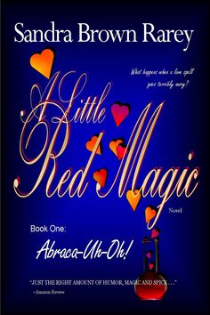 See the video. A wacky witch, a screwed -up love spell . . .ABRACA-UH-OH! ~ a very romantic comedy.