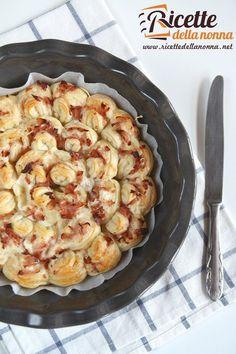 L'articolo Torta rustica semplice e veloce al prosciutto e formaggio proviene da Ricette della Nonna.  L'articolo Torta rustica semplice e veloce al prosciutto e formaggio proviene da Ricette della No