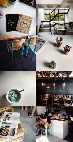Bloesem Living | INSTAGRAM Christielpy--love the lighting