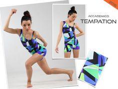 TEMPATION costume danza saggio