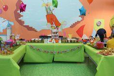 Tavolo di compleanno