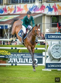 Photos From the Discover Ireland Royal Dublin Horse Show, Part One… | Noelle Floyd