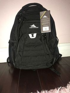 High Sierra Riprap Lifestyle Backpack Black  fashion  clothing  shoes   accessories  unisexclothingshoesaccs 6a83604aa30a2