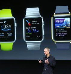Sprung forward: Everything Apple Watch