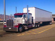 Peterbilt 389, Peterbilt Trucks, Semi Trucks, Reyes, Trailers, Vehicles, Drive Way, Hang Tags, Car