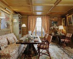 valentino+gstaad home. Needlepoint rug