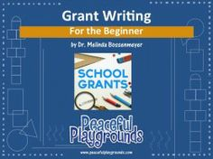 Online grant writing class