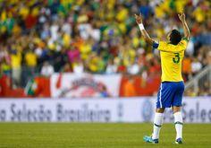 Thiago Silva Photos: Brazil v Portugal