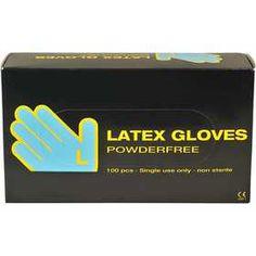 #Latex #handschoenen, afm large, 100 stuks