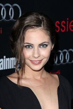 Willa Holland at the Entertainment Weekly Pre-SAG Party, Chateau Marmont, West Hollywood, CA #beauty #makeup #celebrity