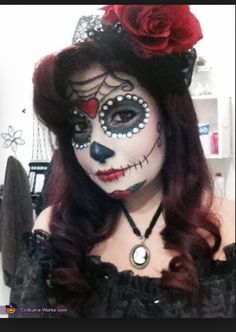 Love this make-up!