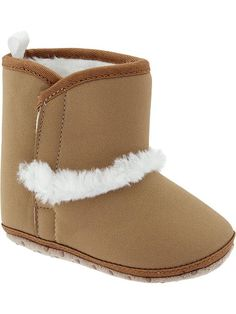 Cozy Boots for Baby Product Image