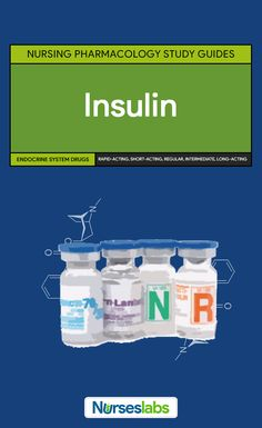 Insulin Nursing Pharmacology Study Guide
