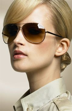 Tom Ford Charles 63mm Aviator Sunglasses - Available at Eye Class Optometry in Calgary, Alberta.    #Sunglasses #Eyewear #EyeClass  #Fashion #Accessories #TomFord