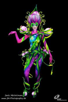 Amazing photos from the World Bodypainting Festival