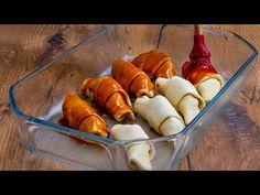 Neodoláte a sníte víc než jeden croissant! Ideální pochoutka na podzimní dny| Chutný TV - YouTube