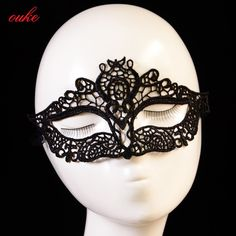 Mask Decorating Ideas Hot Erotic Fashion Sexy Lace Eye Mask Masquerade Ball Halloween