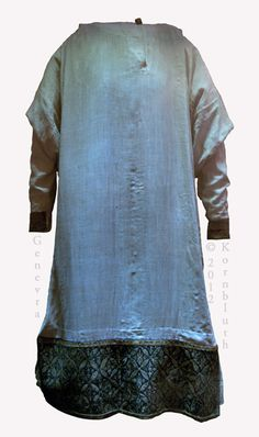 """Chapter 19 """"I want to talk to you Thomas,' Henry said. 'It's about the vacant see at Canterbury, but I think you already know what I am going to say."""" Alb thought to have been worn by Thomas Becket - treasury of Sens cathedral.  Photographic permission of Genevra Kornbluth."""
