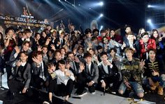 BTS @ 24th Seoul Music Award