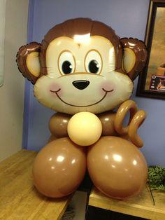 Lets monkey around
