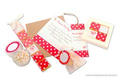 Pack de Comunión Pajarito rosa