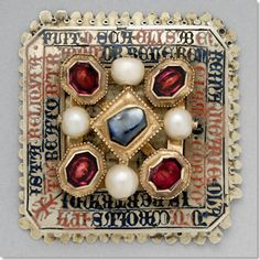 Some Of The Most Costly Antiques That Have Ever Been Auctioned - Antiques Renaissance Jewelry, Medieval Jewelry, Ancient Jewelry, Victorian Jewelry, Antique Jewelry, Vintage Jewelry, Wiccan Jewelry, Medieval Art, Art Nouveau Jewelry