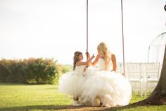 Love this sweet mother/daughter moment / Philip Siciliano Photography