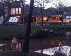 Datlof House, Norman Jaffe Architect
