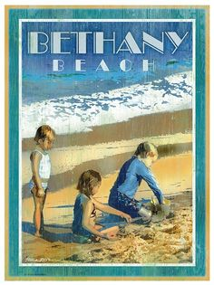 Bethany Beach artwork
