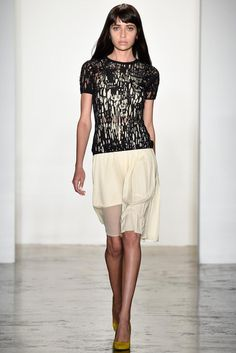Timo Weiland Spring 2015 Ready-to-Wear - Collection - Gallery - Look 5 - Style.com #nyfw