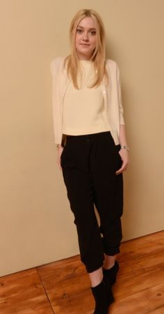 Sundance Film Festival Fashion | Dakota Fanning