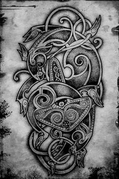 Celtic tattoos | Tumblr
