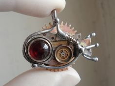 fish--steampunk. So of course i love it