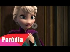 Frozen   Macumba Saravá Paródia Redublagem
