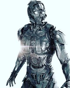 Headmaster #art #design #robot #transformers5 #cogman #ilm