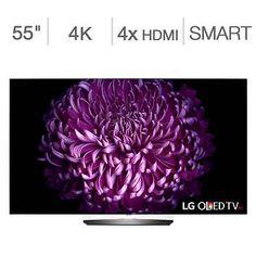"LG 55"" Class (54.6"" Diag.) 4K Ultra HD OLED TV"