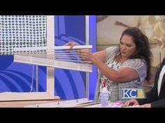 Diva of DIY Shows Us How to Make Roman Shades on a Budget - YouTube