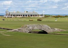 For six centuries golf has been played on the isthmus of land in the Eden Estuary known as St Andrews Links.