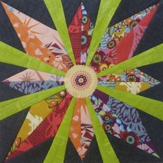 DHWQ Week 21 - The Star by Quiltjane, via Flickr