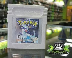 Oh Shiny. #Pokemon #GameBoy #Nintendo #Retro