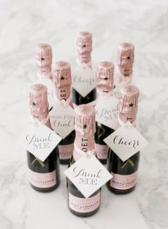 Party favor ideas for your New Year's Eve celebration