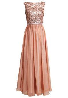 Ein Kleid zum Verlieben. Luxuar Fashion Ballkleid - apricot für 242,95 € (19.09.16) versandkostenfrei bei Zalando bestellen.