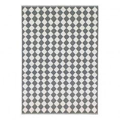 Teppich Diamond Grau  Liv Interior