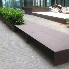 Bancos de exterior | Mobiliario urbano | Morella Taburete /. Check it out on Architonic