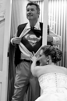 Anndd guess what my husband is going to wear under his shirt at my wedding? ;)