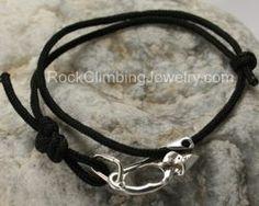 Sterling Silver Ascender Bracelet