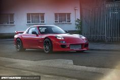 Mazda RX7 LS3 twin turbo
