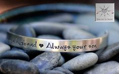 Today a Groom Tomorrow a Husband Always Your by HeartAndSolDesigns, $15.00