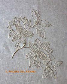 Pleasure bordados: Fondini